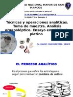 Química Analítica (Clase 2)-Cc. Alimentos- Dr. Mario Cy