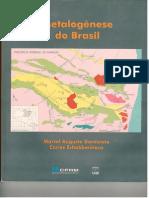 Livro Metalogenese Do Brasil 2011