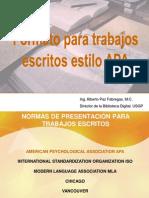 Presentacion Apa