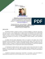 FUNDAMENTOS ANTROPOLÓGICOS Y SOCIALES DE LA EDUCACIÓN. Dr. David Torruella Placencia