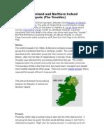 republic of ireland and northern ireland boundary dispute