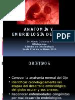 01. Embriología Del Ojo