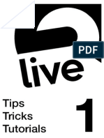 Ableton Live Tips and Tricks Part 1