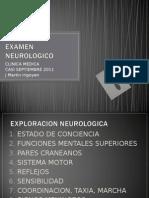 Exploracion Neurologica1