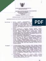 Permenkumham No 26 Tahun 2014