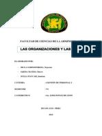 Monografia Las Personas y Las Organizaciones
