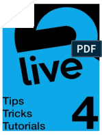 Ableton Live Tips and Tricks Part 4