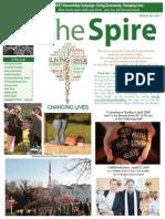 The Spire April 12 2015