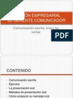 El Gerente Comunicador