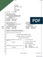Bank Julius Baer & Co. Ltd. et al v. Wikileaks et al - Document No. 98