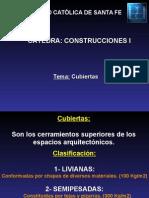 6. CUBIERTAS LIVIANAS