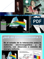 Espectroscopia Clase 2