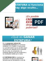 El Secreto De Ganar Estatura pdf De Luis Garcia Para Crecer De Estatura Rápido