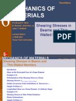 Shaear Stresses
