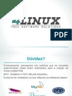 Slides Sistema de Loja Virtual
