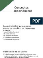Conceptos hemodinámicos