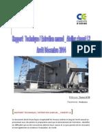 Rapport Technique Arrêt Déc Ciment L2