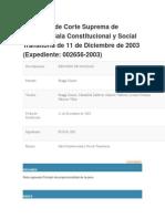 Proporcionalidad de La Pena REC NULIDAD