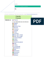 Idioma Francés
