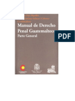 Manual de Derecho Penal Guatemalteco Ripolles