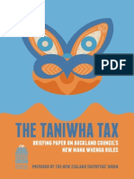 The Taniwha Tax Briefing Paper