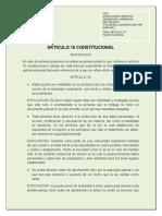 Articulo 16 Constitucional Garantias Individuales Maria Elena Gomez h 2