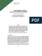 Analytical Solutions Vol 6-4-459 468 YADAV