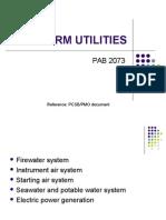 6.Platform Utilities