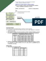 Diseño Estructural de Canal Sección Trapezoidal