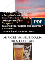 As faces visível e oculta do alcoolismo