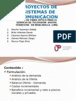 Proyecto de Sistemas de Comunicaciòn
