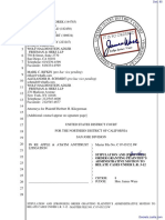 Holman et al v. Apple, Inc. et al - Document No. 85
