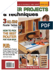 WW Journal - Router Projects & Techniques (Winter 2010) (1)