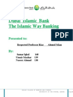 Report on Dubai Islami Bank