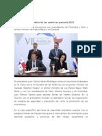 La Cumbre de Las Américas Panamá 2015