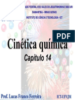 Aula Capitulo 14 Cinetica Quimica