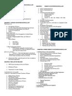 Pila Outline
