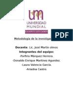 Final Metodologã-A 2