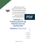 Gerencia de Proyecto 1.1