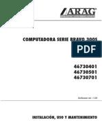 Manual Bravo300S