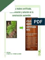 PEFC Espana Ana Noriega