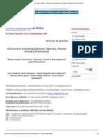 Revista Científica Ciencia Médica - Infecciones Intrahospitalarias_ Agentes, Manejo Actual y Prevención
