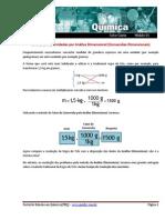 Gama - Módulo 1 - Transformação de Unidades