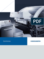 Stahlfolder Brochure