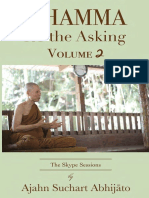 Dhamma for the Asking Vol 2