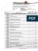 Avance Programático Optativa 2 Abril 2015