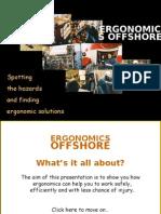 Ergonomics Offshore