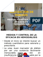 Adecuacion de Dialisis