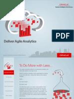 Oracle Business Intelligence Cloud Service Agile