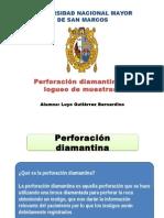 Perforacion Diamantina